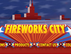 Fireworks City: Prattville, Alabama