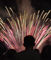 Free Fireworks Displays in  Freehold, NJ near New York, New York