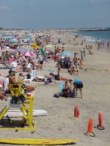 Point Pleasant Beach Fireworks  Time