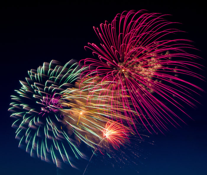 Fireworks Displays near Salina,Kansas